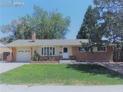 Photo of 1542 HOLLYHOCK Drive, Colorado Springs, CO 80907 (MLS # 4993542)