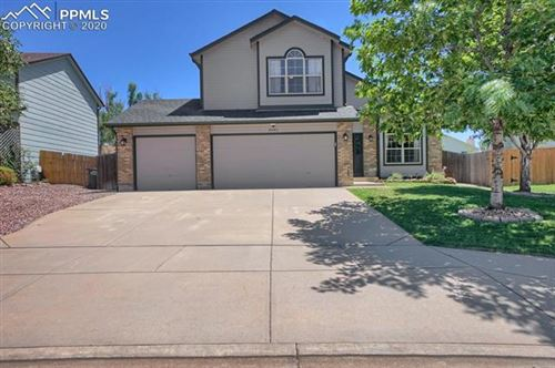 Photo of 8081 Vectra Drive, Colorado Springs, CO 80920 (MLS # 1564544)