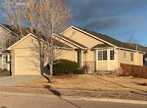 Photo of 6203 Hartman Drive, Colorado Springs, CO 80923 (MLS # 6567544)