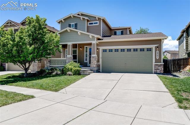 6867 SILVERWIND Circle, Colorado Springs, CO 80923 - #: 6817545