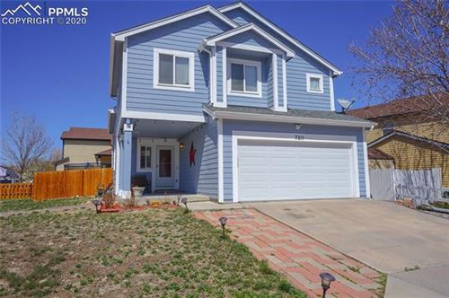 Photo of 720 Ancestra Drive, Fountain, CO 80817 (MLS # 4912546)