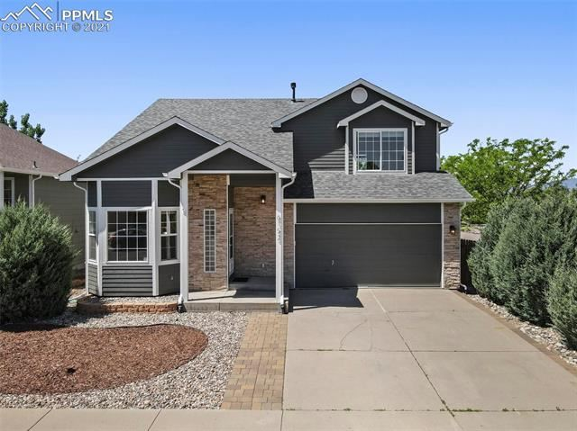 6152 Scout Drive, Colorado Springs, CO 80923 - #: 9836546