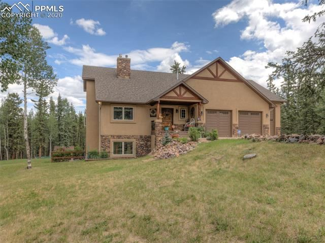 Photo for 426 Cornell Drive, Woodland Park, CO 80863 (MLS # 2215547)