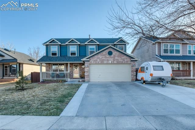 Photo for 1437 Grass Valley Drive, Colorado Springs, CO 80906 (MLS # 6250547)