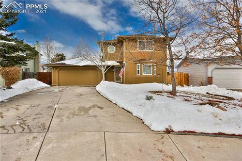 Photo of 5920 Breeze Court, Colorado Springs, CO 80918 (MLS # 5993550)