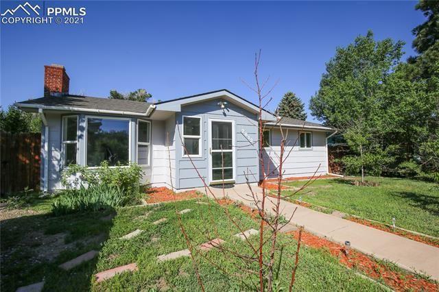 2812 N Circle Drive, Colorado Springs, CO 80909 - #: 3875552