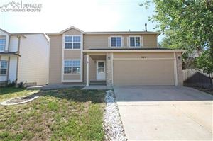 Photo of 965 Ancestra Drive, Fountain, CO 80817 (MLS # 5758553)