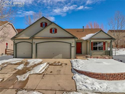 Photo of 15747 Candle Creek Drive, Monument, CO 80132 (MLS # 2259556)