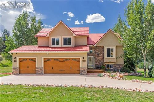 Tiny photo for 591 Majestic Parkway, Woodland Park, CO 80863 (MLS # 9067556)