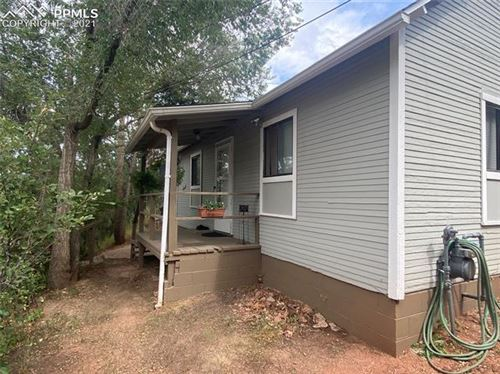 Photo of 803 Shoshone Place, Manitou Springs, CO 80829 (MLS # 4484557)