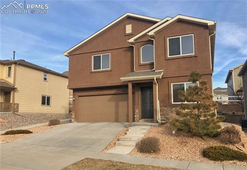 Photo of 3831 Papuan Drive, Colorado Springs, CO 80922 (MLS # 3432558)