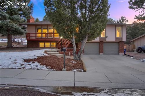 Photo of 1155 Brittany Circle, Colorado Springs, CO 80918 (MLS # 4364558)