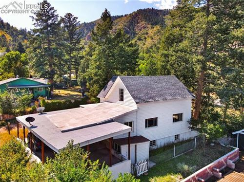 Tiny photo for 7 Jade Avenue, Manitou Springs, CO 80829 (MLS # 6688559)
