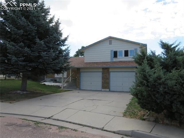 7585 Cabin Ridge Drive, Colorado Springs, CO 80911 - #: 2573559