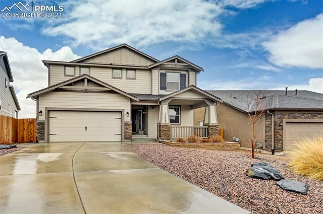 Photo for 2559 Farrier Court, Colorado Springs, CO 80922 (MLS # 9177560)