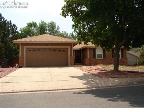 Photo of 4935 Iron Horse Trail, Colorado Springs, CO 80917 (MLS # 1207561)