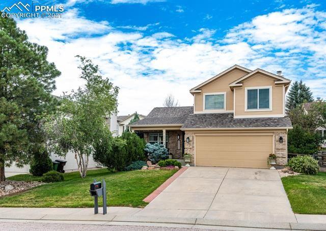 15460 Paddington Circle, Colorado Springs, CO 80921 - #: 6045561