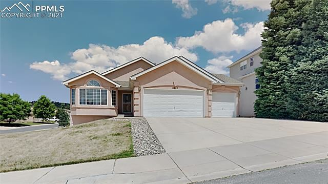 Photo for 2310 Caddie Court, Colorado Springs, CO 80907 (MLS # 8130561)