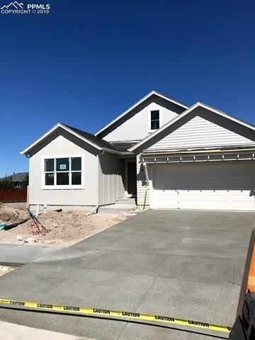 Photo for 6987 Cumbre Vista Way, Colorado Springs, CO 80924 (MLS # 3261563)