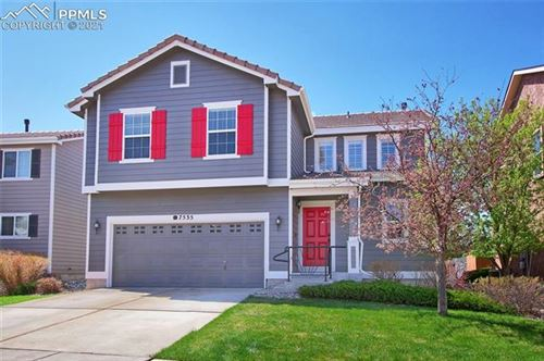 Photo of 7535 Manistique Drive, Colorado Springs, CO 80923 (MLS # 3252564)
