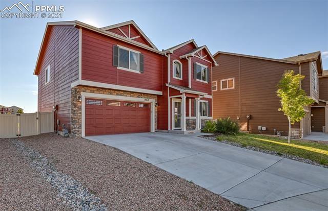 8517 Admiral Way, Colorado Springs, CO 80908 - #: 4869564
