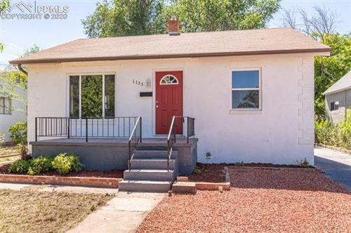 Photo of 1133 Brown Avenue, Pueblo, CO 81004 (MLS # 4138566)