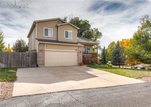Photo of 5405 Crystal Loma Point, Colorado Springs, CO 80915 (MLS # 3996567)