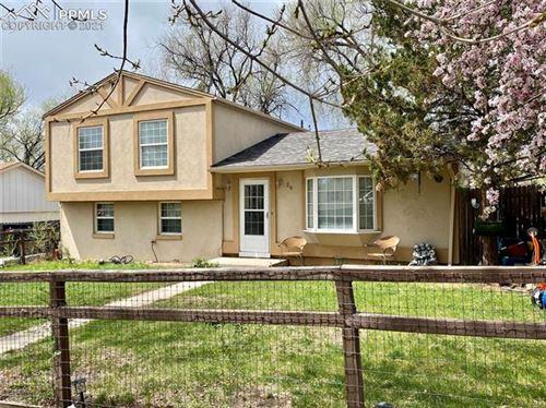 Photo of 26 Arrawanna Street, Colorado Springs, CO 80909 (MLS # 5797567)