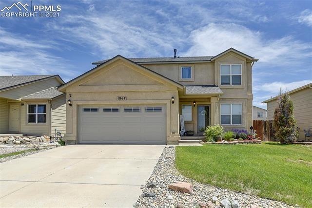 1867 Pinyon Jay Drive, Colorado Springs, CO 80951 - #: 6260567