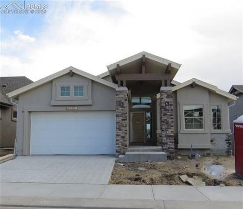 Photo of 10448 Kelowna View, Colorado Springs, CO 80908 (MLS # 5517568)