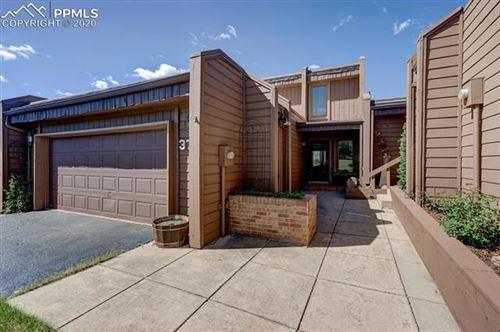 Photo of 3730 Camels Ridge Lane, Colorado Springs, CO 80904 (MLS # 5895568)