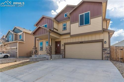 Photo of 10626 Outfit Drive, Colorado Springs, CO 80925 (MLS # 6754569)