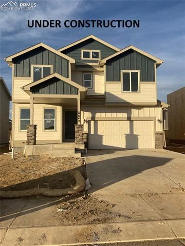 Photo of 6710 Abita Drive, Colorado Springs, CO 80925 (MLS # 2633571)