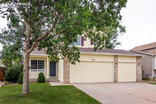 Photo of 7184 BONNIE BRAE Lane, Colorado Springs, CO 80922 (MLS # 5027571)