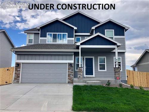 Photo of 9422 Fairway Glen Drive, Peyton, CO 80831 (MLS # 3644572)