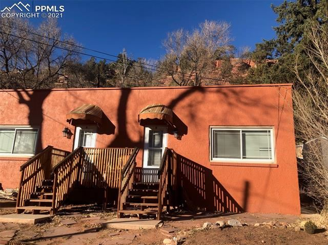 Photo for 456 El Paso Boulevard #2, Manitou Springs, CO 80829 (MLS # 9090572)