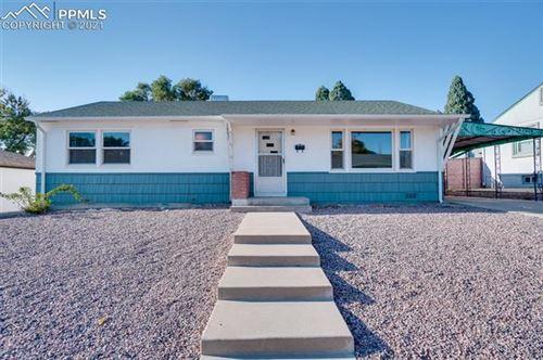 Photo of 1805 Comanche Road, Pueblo, CO 81001 (MLS # 2603573)