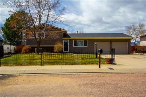 Photo of 4022 Cooke Drive, Colorado Springs, CO 80911 (MLS # 6078573)