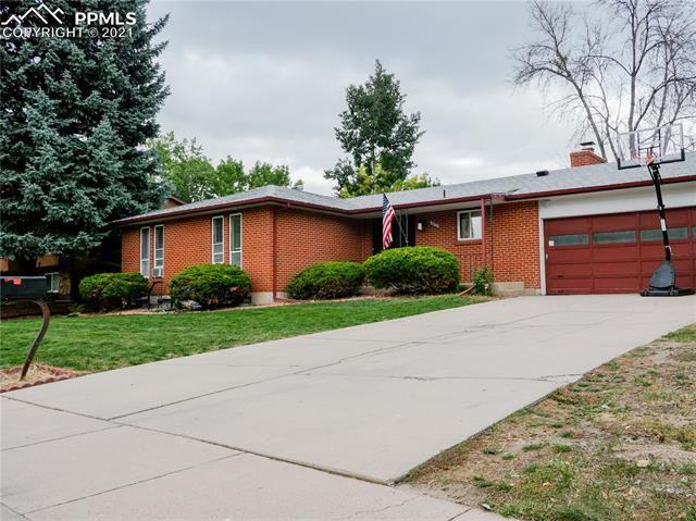 4422 Ranch Circle, Colorado Springs, CO 80918 - #: 1657573