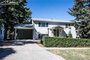 Photo of 1410 McArthur Avenue, Colorado Springs, CO 80909 (MLS # 5460575)