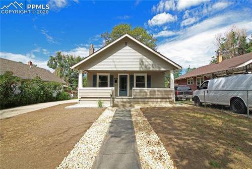 Photo of 824 N Cedar Street, Colorado Springs, CO 80903 (MLS # 2949576)