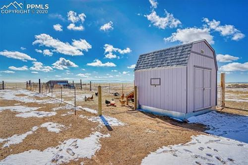 Tiny photo for 16110 Dalie View, Colorado Springs, CO 80928 (MLS # 6120576)