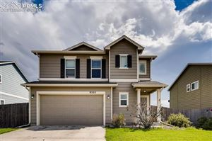 Photo of 9555 Sand Myrtle Drive, Colorado Springs, CO 80925 (MLS # 6300576)
