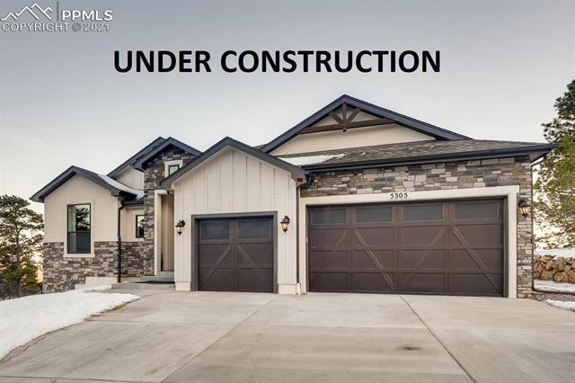 10210 Odin Drive, Colorado Springs, CO 80924 - #: 4532577