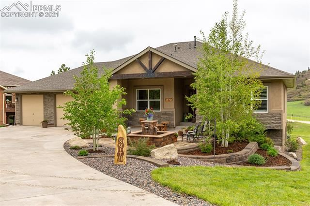 1172 Greenland Forest Drive, Monument, CO 80132 - #: 8763577