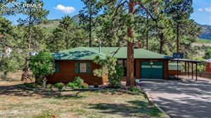 Photo of 9820 Fountain Road, Cascade, CO 80809 (MLS # 6961578)