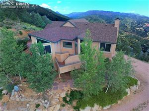 Photo of 5675 Crystal Park Road, Manitou Springs, CO 80829 (MLS # 9463578)