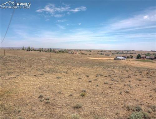 Photo of 10810 Thunderhead Drive, Colorado Springs, CO 80925 (MLS # 3610579)