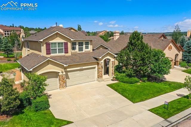 2368 Ledgewood Drive, Colorado Springs, CO 80921 - #: 9003579