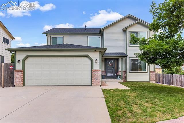 925 Binger Drive, Colorado Springs, CO 80911 - #: 1085581